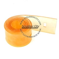 Squeegee (Rear Blade Only) Urethane - Replaces OEM # 30816U