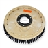"19"" Poly scrubbing brush assembly fits NILFISK-ADVANCE model BA5321/D"