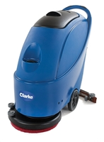 Clarke CA30 17E 66' Cord Electric Floor Scrubber - KIT