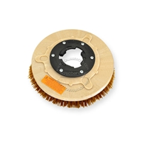 "11"" MAL-GRIT XTRA GRIT (46) scrubbing brush assembly fits PACIFIC / STEAMEX model PCP-13"