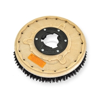 "13"" MAL-GRIT (80) scrubbing and stripping brush assembly fits UNITED (Unico) model SBU-15, S60-16"