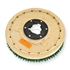 "18"" MAL-GRIT SCRUB GRIT (120) scrubbing brush assembly fits KOBLENZ model TP-2010, TP-2015"