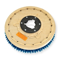 "19"" CLEAN GRIT (180) scrubbing brush assembly fits Tennant model Power Trend 20"