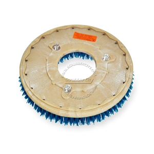 "17"" CLEAN GRIT (180) scrubbing brush assembly fits VIPER model Fang 18C w/1/4"" Chamfer Takes 6.64"" b/c. Requires fixture 238-W."