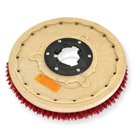 "19"" MAL-GRIT LITE GRIT (500) scrubbing brush assembly fits Tennant model Power Trend 20"