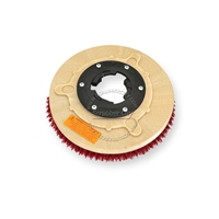 "12"" MAL-GRIT LITE GRIT (500) scrubbing brush assembly fits DART model 641, 642, 643 (640 Series)"