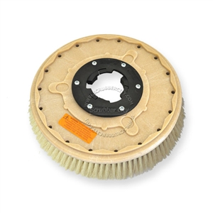 "16"" White Tampico brush assembly fits TORNADO model 980 Series"