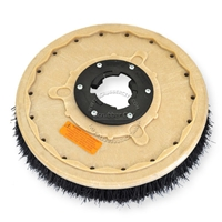 "14"" Bassine brush assembly fits Tennant model Power Trend 15"