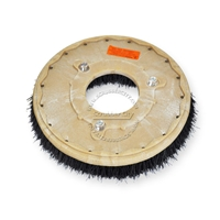 "16"" Bassine brush assembly fits POWERBOSS model 88,90 (3/Set)"