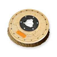 "16"" Union Mix brush assembly fits GENERAL (FLOORCRAFT) model KC-18DHS"