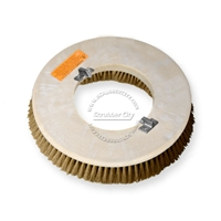 "17"" Union Mix brush assembly fits Clarke / Alto (American Lincoln) model 7000SS,7700 Scrubmobile (3/Set)"