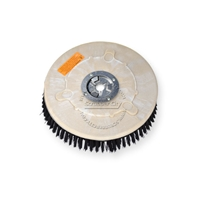"10"" Poly scrubbing brush assembly fits Clarke / Alto model FM-12, 12R"