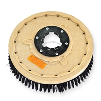 "18"" Poly scrubbing brush assembly fits Clarke / Alto model Vision 20"