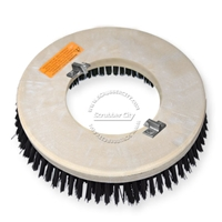 "18"" Nylon scrubbing brush assembly fits Clarke / Alto (American Lincoln) model 7760 (3/Set)"