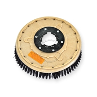 "13"" Nylon scrubbing brush assembly fits Clarke / Alto model Encore S2426"
