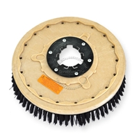 "18"" Nylon scrubbing brush assembly fits Clarke / Alto model Vision 20"