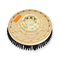 "14"" Nylon scrubbing brush assembly fits Clarke / Alto (American Lincoln) model Focus 28/S28"