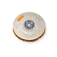 "11"" MAL-GRIT XTRA GRIT (46) scrubbing brush assembly fits Clarke / Alto model FM-13, 1300 (old)"