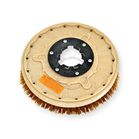 "16"" MAL-GRIT XTRA GRIT (46) scrubbing brush assembly fits Clarke / Alto model Leader 1700E/1700B"