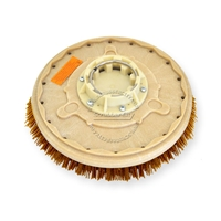 "14"" MAL-GRIT XTRA GRIT (46) scrubbing brush assembly fits Clarke / Alto (American Lincoln) model 950 Scrubmobile (3/Set)"