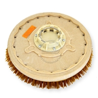 "19"" MAL-GRIT XTRA GRIT (46) scrubbing brush assembly fits Clarke / Alto model Vision 38 I"