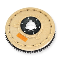 "18"" MAL-GRIT (80) scrubbing and stripping brush assembly fits Clarke / Alto model Leader 2000E/2000B"