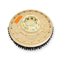 "14"" MAL-GRIT (80) scrubbing and stripping brush assembly fits Clarke / Alto (American Lincoln) model 66, 66D Autoscrubber"