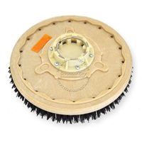 "19"" MAL-GRIT (80) scrubbing and stripping brush assembly fits Clarke / Alto model Vision 38 I"