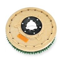 "18"" MAL-GRIT SCRUB GRIT (120) scrubbing brush assembly fits Clarke / Alto model Vision 20"