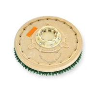 "14"" MAL-GRIT SCRUB GRIT (120) scrubbing brush assembly fits Clarke / Alto (American Lincoln) model 6200, 6700 (3/Set)"