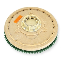 "19"" MAL-GRIT SCRUB GRIT (120) scrubbing brush assembly fits Clarke / Alto model Vision 38 I"
