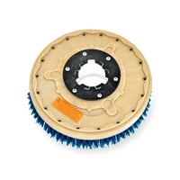 "16"" CLEAN GRIT (180) scrubbing brush assembly fits Clarke / Alto model Leader 1700E/1700B"