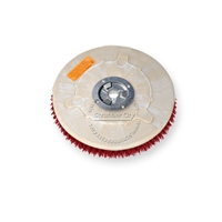 "10"" MAL-GRIT LITE GRIT (500) scrubbing brush assembly fits Clarke / Alto model FM-12, 12R"