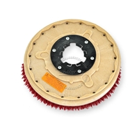 "13"" MAL-GRIT LITE GRIT (500) scrubbing brush assembly fits Clarke / Alto model Encore S2426"