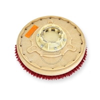 "14"" MAL-GRIT LITE GRIT (500) scrubbing brush assembly fits Clarke / Alto (American Lincoln) model 6200, 6700 (3/Set)"