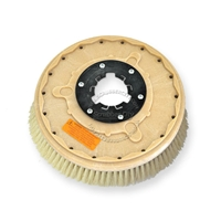 "13"" White Tampico brush assembly fits Clarke / Alto model Encore S2426"