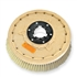 "18"" White Tampico brush assembly fits Clarke / Alto model Encore 20, L20, S20, S20E"