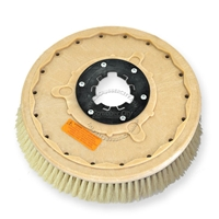 "18"" White Tampico brush assembly fits Clarke / Alto model Leader 2000E/2000B"