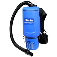 Clarke Comfort Pak 10 Quarts Backpack Vacuum Cleaner 9060707010