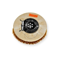 "10"" MAL-GRIT XTRA GRIT (46) scrubbing brush assembly fits Factory Cat / Tomcat model 21, 2100"
