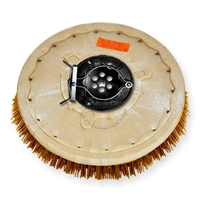 "18"" MAL-GRIT XTRA GRIT (46) scrubbing brush assembly fits Factory Cat / Tomcat model 550D"