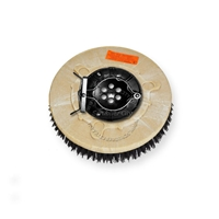 "12"" MAL-GRIT (80) scrubbing and stripping brush assembly fits Factory Cat / Tomcat model 250-13"