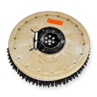 "18"" MAL-GRIT (80) scrubbing and stripping brush assembly fits Factory Cat / Tomcat model 38, 40, 40HD, 3700"