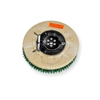 "10"" MAL-GRIT SCRUB GRIT (120) scrubbing brush assembly fits Factory Cat / Tomcat model 21, 2100"