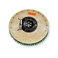 "13"" MAL-GRIT SCRUB GRIT (120) scrubbing brush assembly fits Factory Cat / Tomcat model 27, 2700"