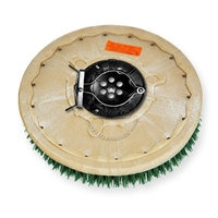 "18"" MAL-GRIT SCRUB GRIT (120) scrubbing brush assembly fits Factory Cat / Tomcat model 550D"
