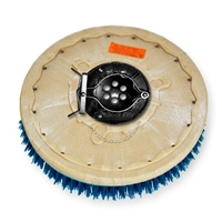 "18"" CLEAN GRIT (180) scrubbing brush assembly fits Factory Cat / Tomcat model 550D"