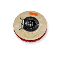 "10"" MAL-GRIT LITE GRIT (500) scrubbing brush assembly fits Factory Cat / Tomcat model 21, 2100"