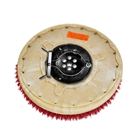 "13"" MAL-GRIT LITE GRIT (500) scrubbing brush assembly fits Factory Cat / Tomcat model 27, 2700"