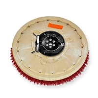 "18"" MAL-GRIT LITE GRIT (500) scrubbing brush assembly fits Factory Cat / Tomcat model 550D"